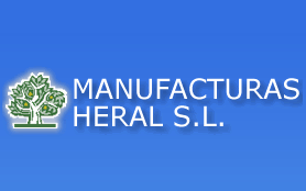 <strong>Manufacturas Heral</strong> website